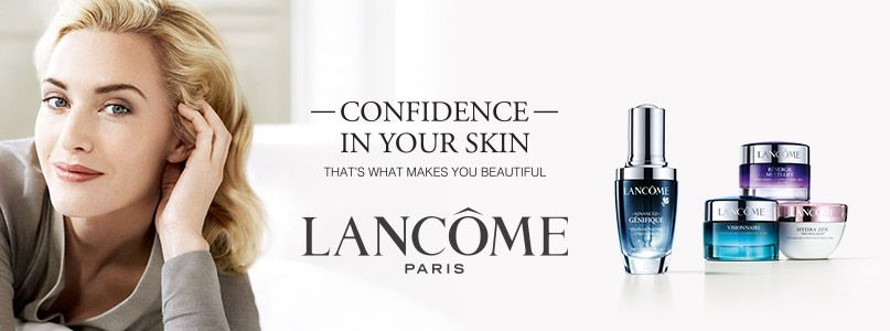Lancome confidence in your skin