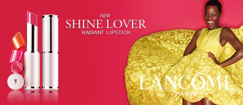 New Shine Lover Radiant Lipstick