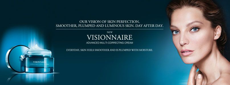 visionnaire advanced multi correcting cream