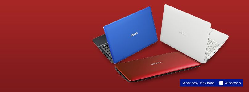 Great savings on Asus laptops