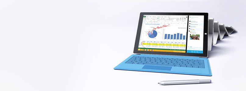 Introducing Surface Pro 3