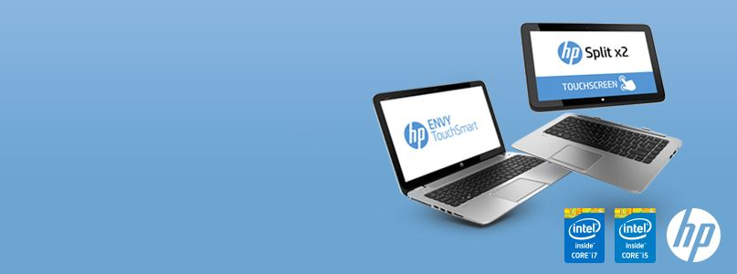 Explore the new laptop range from HP