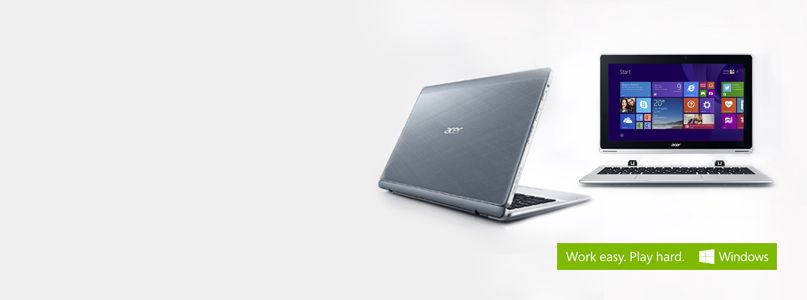 Introducing the Acer Aspire Switch 11