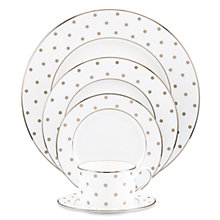 Buy kate spade new york Larabee Road Platinum Tableware Online at johnlewis.com