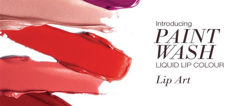 Introducing Paint Wash Liquid Lip Colour