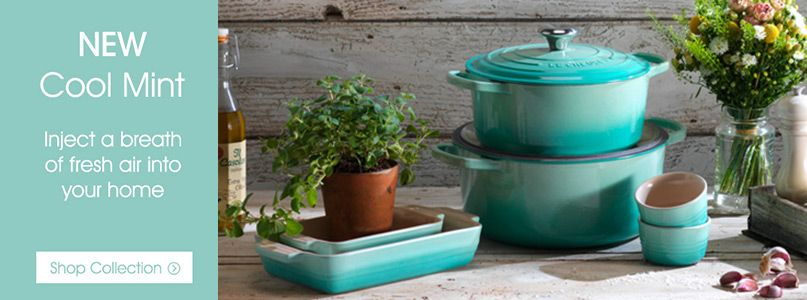 NEW Cool Mint - Inject a breath of fresh air into your home