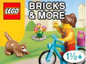 Go to the LEGO Bricks & More