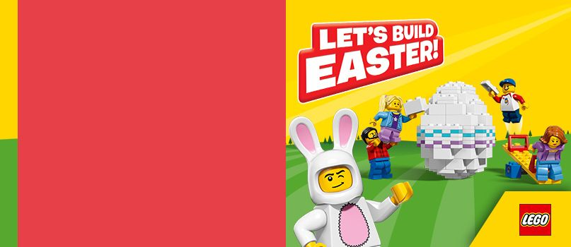 LEGO Easter