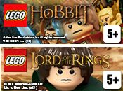 LEGO® THE HOBBIT™ <br>LEGO® The Lord of the Rings™