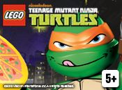 LEGO® Teenage Mutant Ninja Turtles