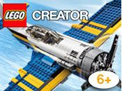 Go to the LEGO Creator