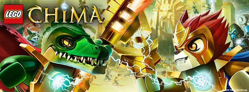 Go to the LEGO Legends of Chima section