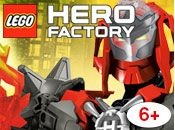 Go to the LEGO Hero Factory