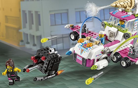 LEGO Movie Ice Cream Machine
