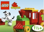 Go to the LEGO DUPLO section