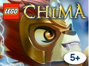 Go to LEGO Legends of Chima section