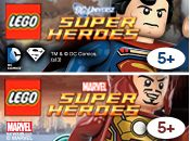 Go to the LEGO Super Heroes section