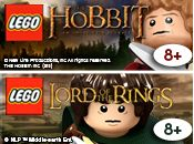 Go to the LEGO Lord Of The Rings section