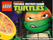 Go to the LEGO TMNT section