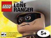 Go to the LEGO The Lone Ranger section