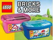 Go to the LEGO Bricks and More section