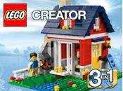 Go to the LEGO Creator section
