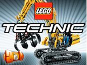 Go to the LEGO Technic section