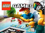 Go to the LEGO Games section