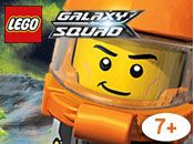 Go to the LEGO Galaxy Squad