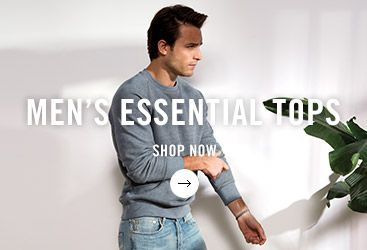 Men%27s Essential Tops