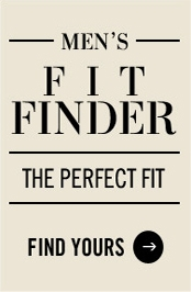 Mens Fit Finder
