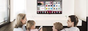 Explore LG Smart TV