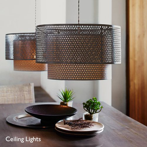 Wall Lights, Floor Lamps & Ceiling Lights