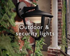 Outdoor & security lights