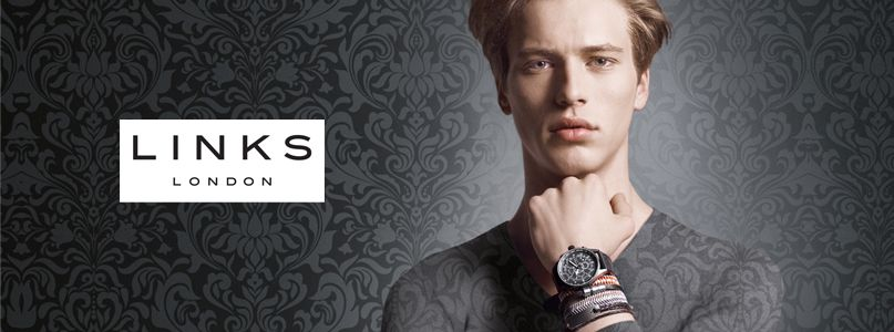 Links Men%27s Accessories