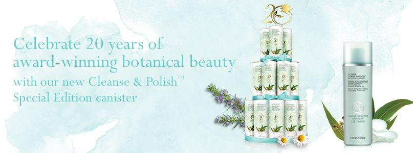 Liz Earle 20th Anniversary Edition