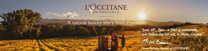 A natural beauty story from Provence