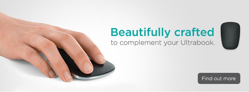 Logitech Beautiful crafted
