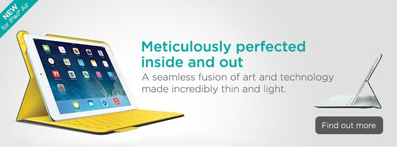 Logitech meticulously perfect inside and out