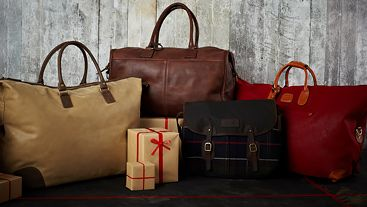 Statement holiday holdalls