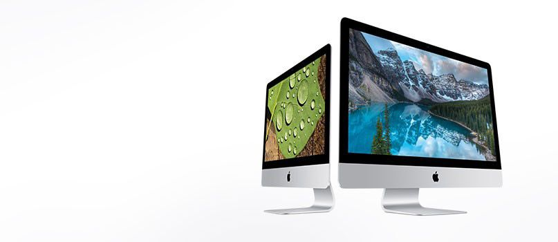 Choose the perfect Mac