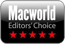 MacWorld Editor's Choice