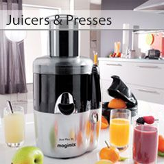 Juicers & pressers