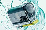 Make a splash with waterproof technology