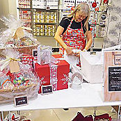 In-store demonstrations