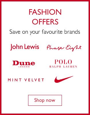 Fashion Offers - Save on your favourite brands