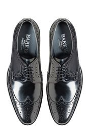 Barker Woodbridge Leather Brogue Derby Shoes