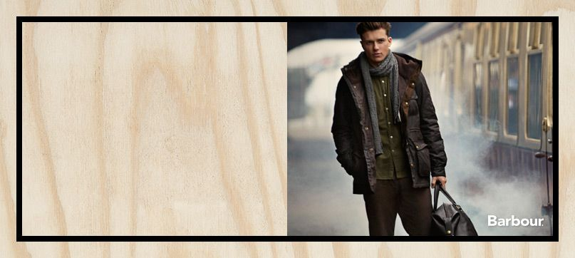 British dependability from Barbour