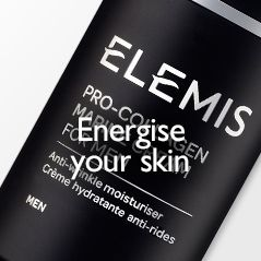 Energise your skin