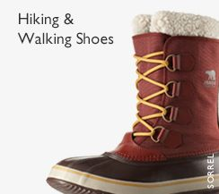 Hiking & Walking Shoes